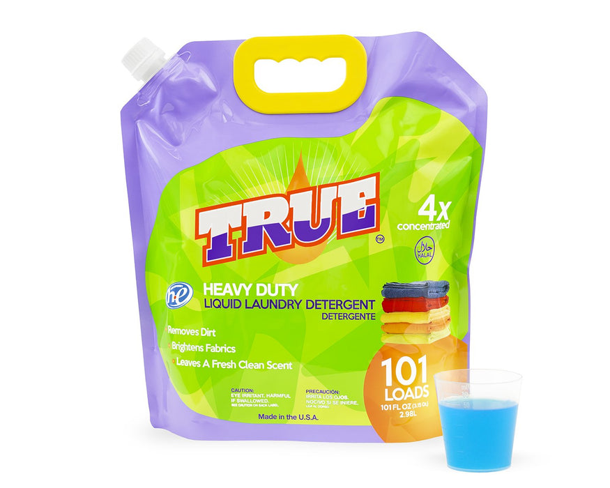 True Laundry Detergent 101 Loads