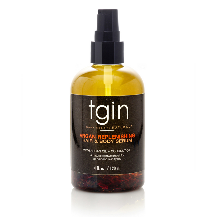 Argan Replenishing Hair & Body Serum