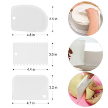 Load image into Gallery viewer, Cake Kit Decoration Tools 6PCS