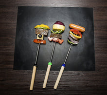 Load image into Gallery viewer, #1 BBQ Grill Mat Non-Stick (2-Pack)