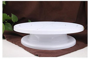 HelloCocinero™ Cake Plate Turntable Rotating