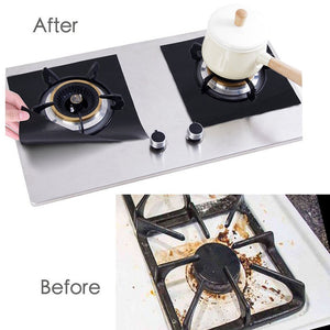 Cocinero™ Stove Protector Reusable 4-Pack