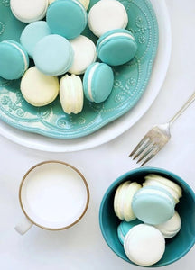 Artificial Macaron Decoration 3/pcs
