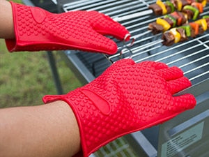 Baking Glove Heat Resistant Silicone 1 PCS