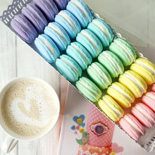 Load image into Gallery viewer, Artificial Macaron Decoration 3/pcs
