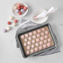 Load image into Gallery viewer, Premium Silicone Fiberglass Macaron Mat 2 Pcs