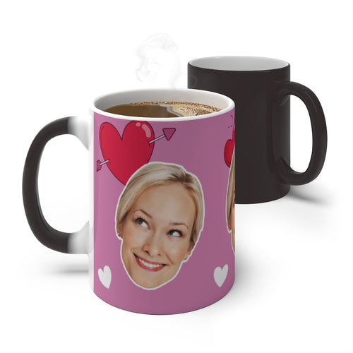 Custom Magic Mug Hot