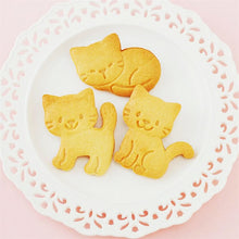 Load image into Gallery viewer, Hello Kitten Cookie Cutter Molds