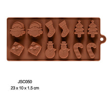 Load image into Gallery viewer, Chocolate Mold 24 Shapes