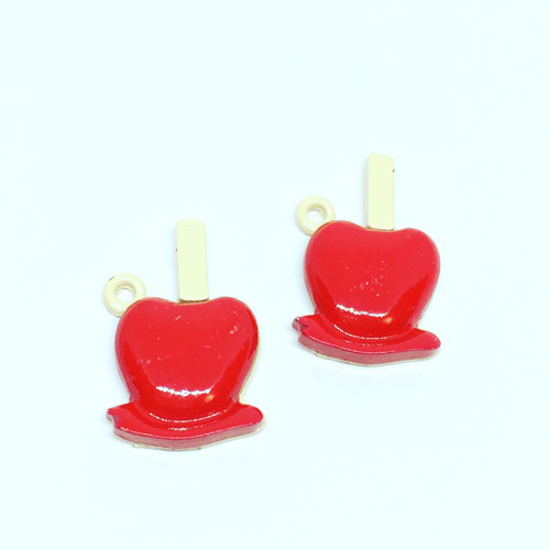 Candy Apple Charms