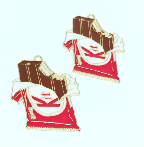 Candy Bar Charms