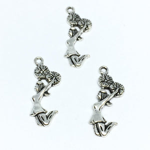 Cheerleader Charms