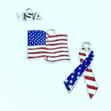Load image into Gallery viewer, USA Charm Sets