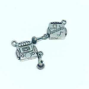 Karaoke Machine Charms
