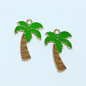 Palm Tree Charms