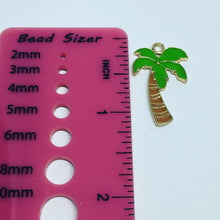 Load image into Gallery viewer, Palm Tree Charms