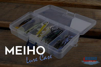 Meiho System Utility Fishing Lure Style Cases