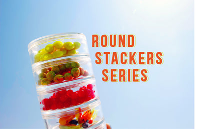 Round Stackers Series