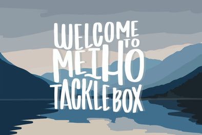 Welcome To Meiho Tackle Box!