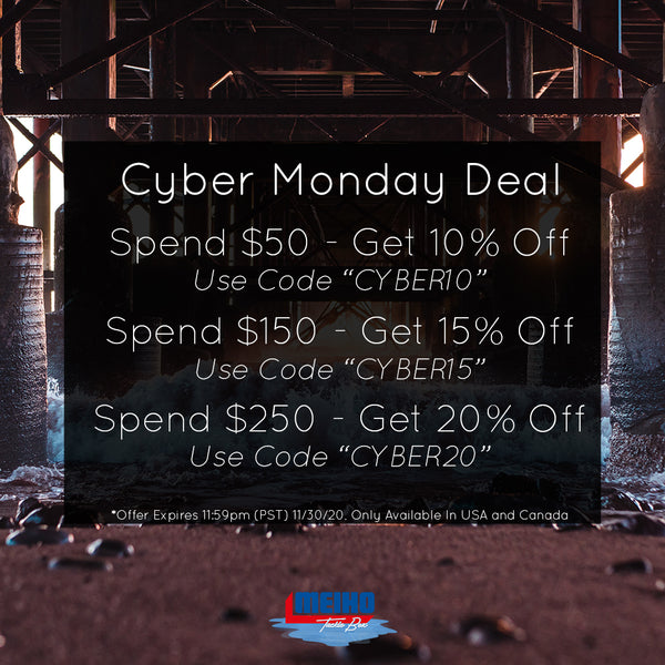 Meiho Tackle Box Cyber Monday Deal
