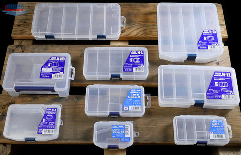 Meiho Lure Style System Cases In 11 Sizes