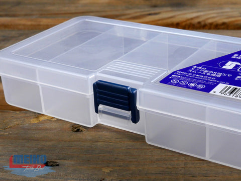 Secure Latch Closure On Meiho Plastic Fishing Case