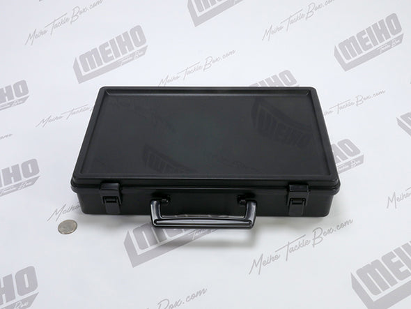 Hinged Lid Plastic Box