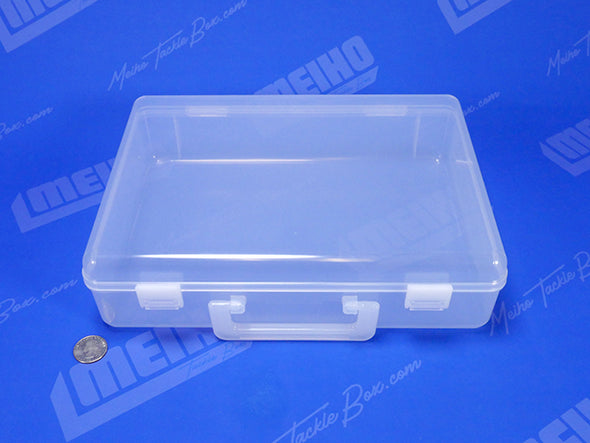 Square Plastic Container With Handle