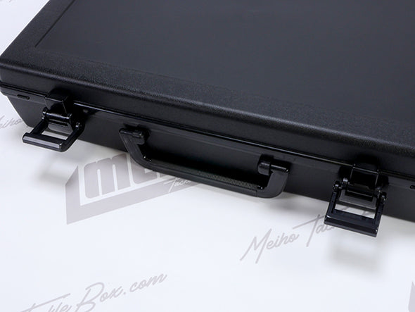 Secure Latches On Meiho Case