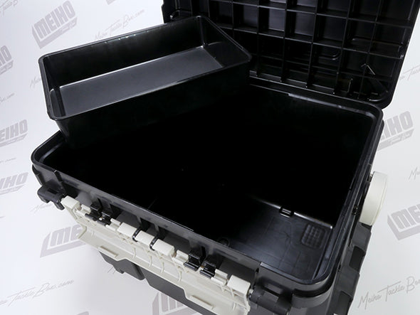 Removable Tray For Additional Storage