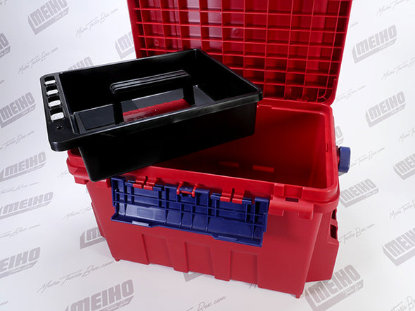Removable Tray With Handle For Additional Storage