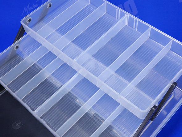 Multiple Movable Compartments For Fishing Supplies