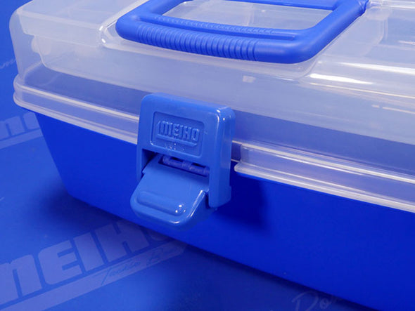 Secure Latch Closure Keeps Lid Closed