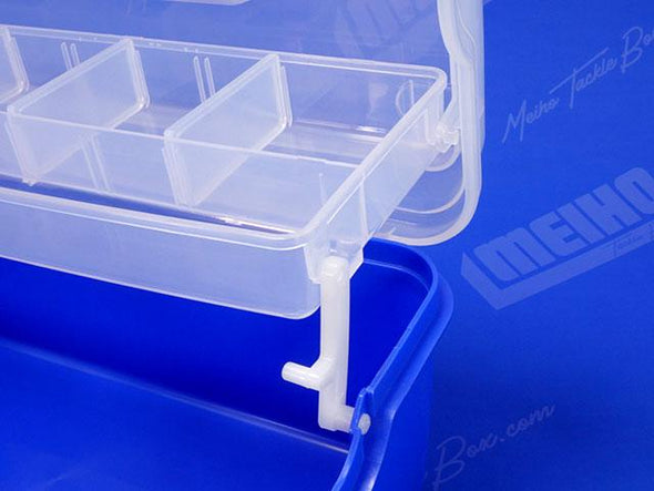 Tiered Cascading Style Tray Inside Tackle Box