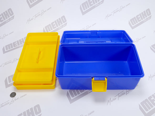 Plastic Case With Removable Tray