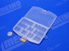 Square Plastic Container With Compartments