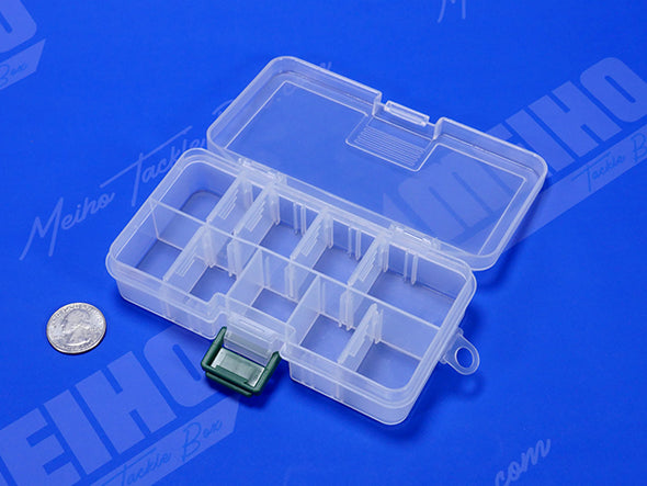 Square Plastic Container With 4 Compartments