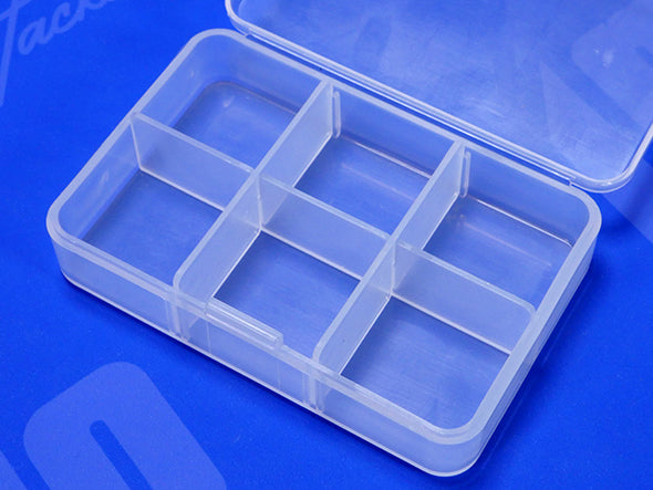 2 Removable Dividers In Plastic Case