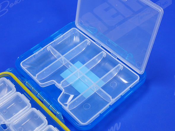 Adjustable Compartments In Flip Case