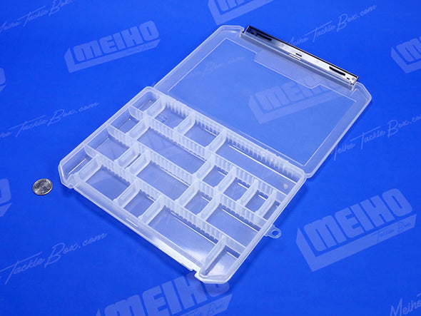 Plastic Compartment Case For Fishing Supplies