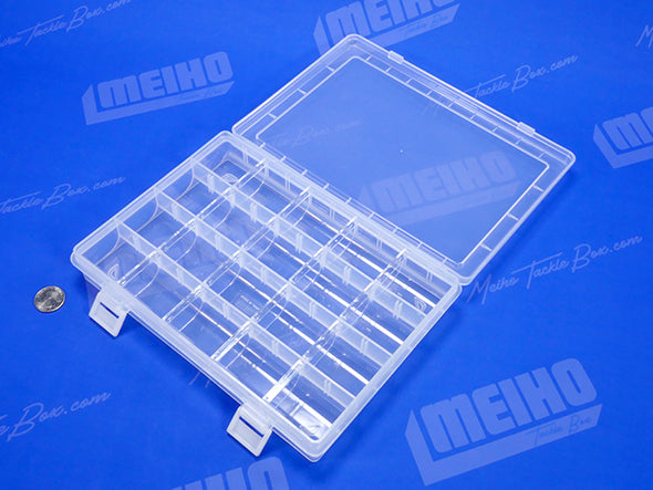 Large Size Plastic Compartment Container