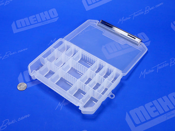 Plastic Compartment Container With Lid