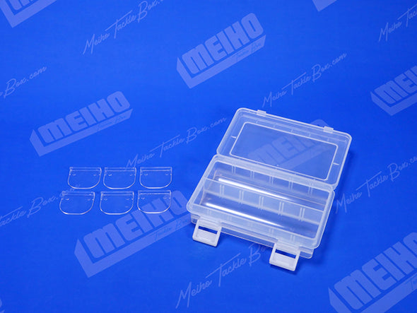 6 Removable Plastic Dividers For Multiple Compartments