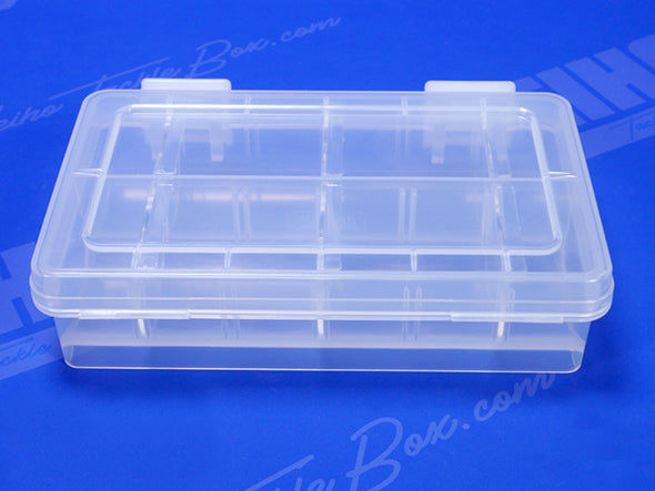 Strong Hinges Attach Plastic Lid