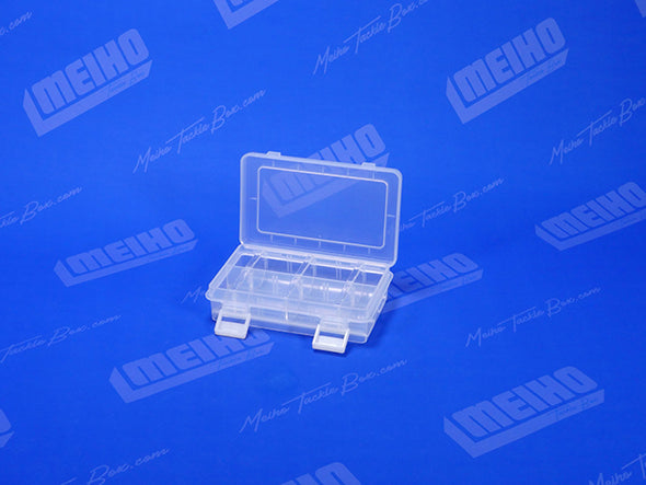 Hinged Lid Plastic Meiho Tackle Case