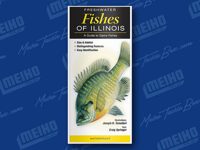 Informational Reference Guide Of All Fresh Water Fishes Caught In Illinois