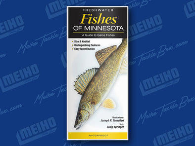 Informational Reference Guide Of All Freshwater Fishes Caught In Minnesota