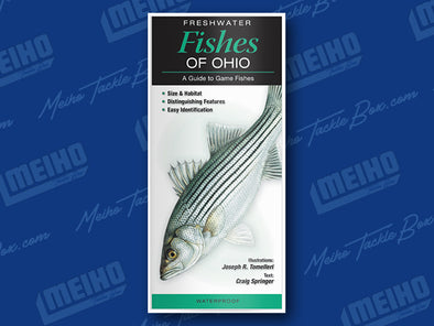 Informational Reference Guide Of All Freshwater Fishes Caught In Ohio