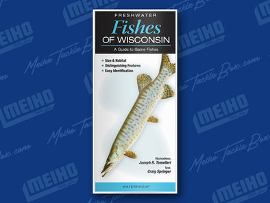 Informational Reference Guide Of All Freshwater Fishes Caught In Wisconsin