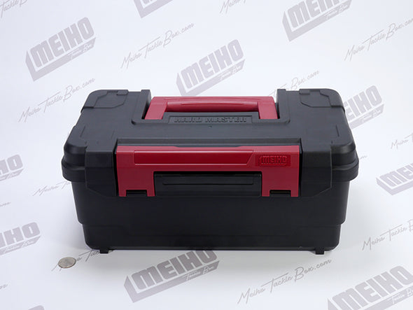 Large Sturdy Plastic Tackle Box